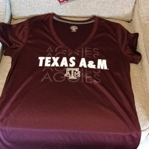 Texas A&M lady's Jersey